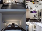 Comfort quadruple room is also our property. If you need larger room please book it.
