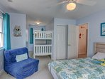 Twin & Bunk Room
