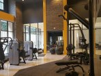 GYM free of charge open from 6am-9pm