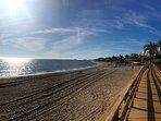 Paseo litoral, solo a 7mn andando