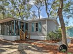 NEW! 3BR Colonel's Island Cottage w/Screened Porch