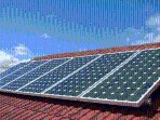 Our solar panels grant us green energy so that you can have a clear conscience!
