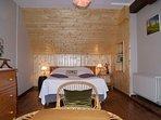 Chambre principale ( 1 lit à 2 personne)