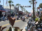 Daytona Bike Week :-)