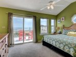 Same King Bedroom with Great Views!