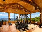 Legacy Mt. Resort gym