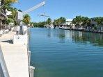 Canal & Deep Water Dockage