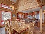 Dining Room w/ views