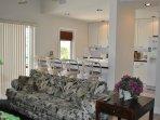 Ground Floor Living Room/Kitchen