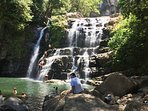 Let us arrange your waterfall tours