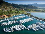 Los Suenos Marina located 10 min away
