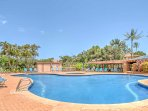 You'll love having the ability to utilize this gorgeous community pool.