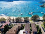 Waterfront Balmoral Beach apartment!