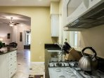 Gourmet Kitchen with Gas Cooktop