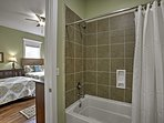 You'll love the convenience of the full en-suite bathrooms!