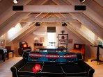 Upstairs Entertainment Room