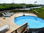 Deck,Porch,Pool,Resort,Swimming Pool