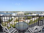 Station One 6K Intracoastal View Balcony