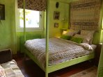 Bedroom 5. Queen bed. side ocean views. bathroom next door