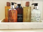 Selected bath products for you to enjoy...all made in  Scotland