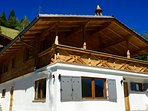 Chalet Kaprun - Original Salzburg Chalet