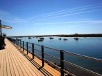 Cabanas Boardwalk