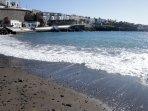 Playa del Porís de Abona