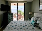 Wake up to a beautiful view of the ocean