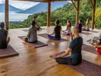 Yoga forest is the neighbor