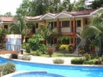Condominium - with gated entrance and 24 hour security.