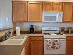 Kitchen/Sink Area.