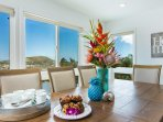 Eat breakfast while checking out the surf overlooking Koko Crater, Koko Marina, and the deep blue ocean.