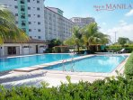 Several swimming pools to enjoy the outdoor, sky, sun and clean breeze
