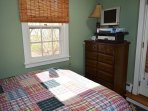 Bedroom 3 with Full bed and separate entrance.