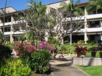 Kaanapali Royal F-302 - located on the 3rd and 4th floors of the F building.
