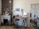 Appartement calme, propre et lumineux