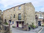 A spacious, townhouse less than five minutes' walk from Skipton's high historic street.