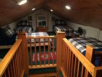 The loft -- your kids will love it!