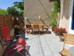 Terrasse 25 m²