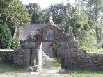 Chapelle Notre-Dame du Traon à 5 mn du gîte