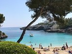 Cala Do'r Grand beach