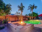 One off the nicest homes and areas in Scottsdale.