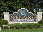 Myrtlewood close to everything