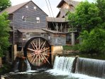 The Old Mill Restaurant Pigeon Forge, 7 Min away