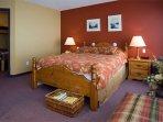 Upper Master Bedroom with Ensuite