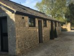 New Loos Cottage. Cotswold stone detached cottage in the heart of the Cotswolds.