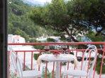 Ivana (6+2): terrace