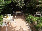 A1(6+2): garden terrace