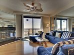 Great Living Room with Ocean View!