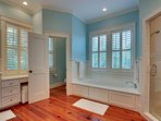 Wonderful Bathrooms Throughout the Home!